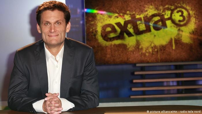 Deutschland NDR Satireshow extra 3 Christian Ehring