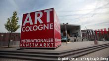 Art Cologne Köln Messe Kunstmesse