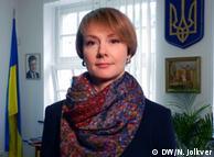 Заступниця міністра закордонних справ України Олена Зеркаль