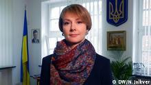 Ukraine Olena Zerkal stellvertretende Außenministerin