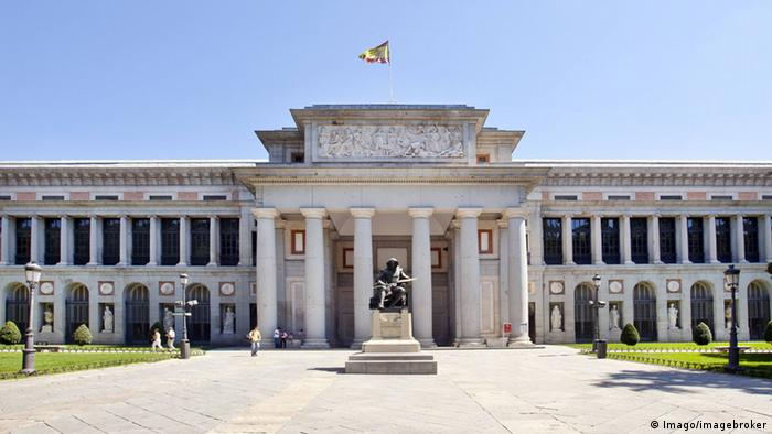 Prado Museum in Madrid (Imago/imagebroker)
