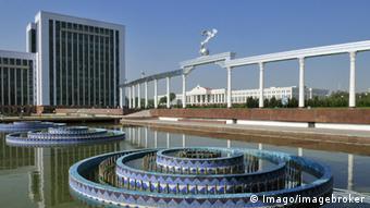 Ташкент. Площадь независимости