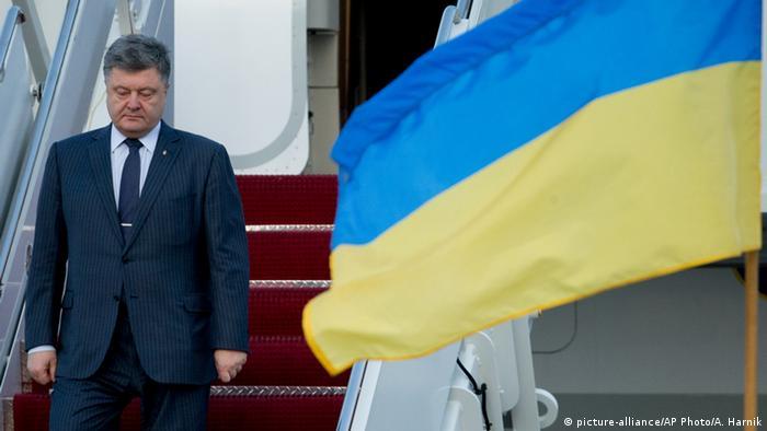 Ukraine Präsident Petro Poroshenko