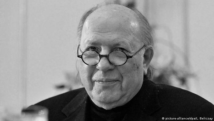 Ungarn Nobelpreisträger Imre Kertesz in Budapest