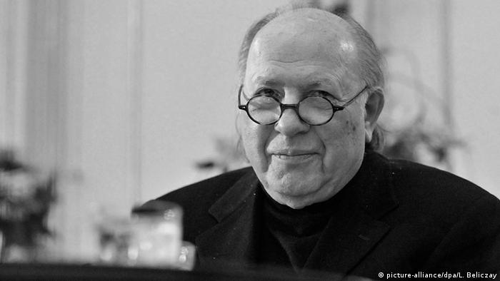 Imre Kertesz (Foto: picture-alliance/dpa/L. Beliczay)