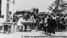 Togo Deutschland Kolonialzeit