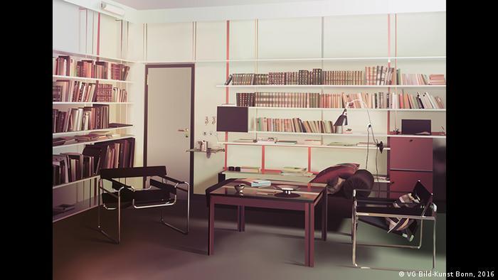 Выставка Das Bauhaus. Alles ist Design