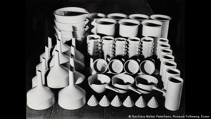 Выставка Das Bauhaus - Alles ist Design
