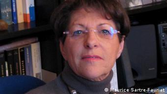 Historikerin Annie Sartre-Fauriat