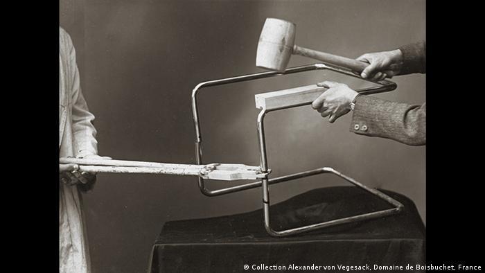 Bauhaus Alles Ist Design Warum Das Konzept Der Kunstler Um