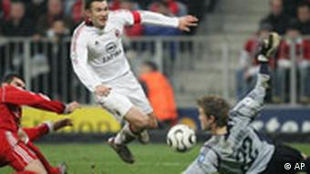 Champions League Runde 16 Bayern München - AC Milan