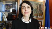30.03.2016 Khatia Dekanoidze, Chefin der Nationalpolizei der Ukraine Aufgenommen von mir in Berlin am 30.03.2016