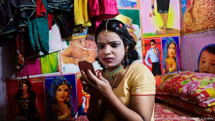 Prostitution in Bangladesh (picture-alliance/ZUMA Press/M. Candela)