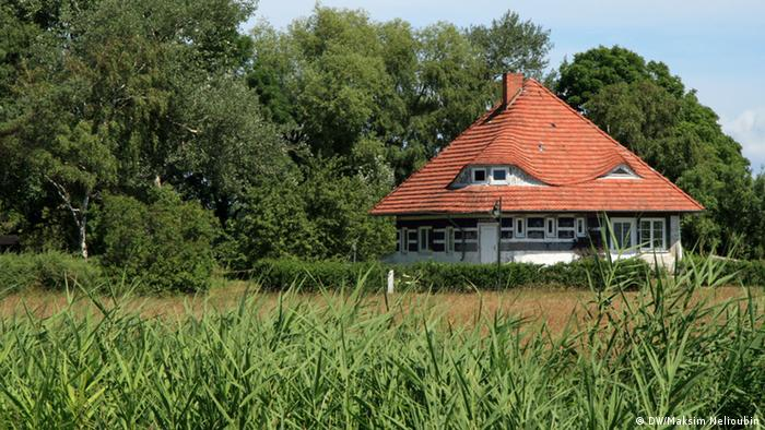 Остров Хиддензе (Insel Hiddensee)