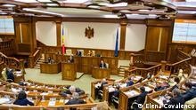 Republik Moldau Parlament