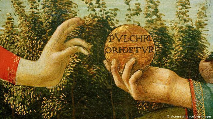 Botticelli-Gemälde: Das Urteil des Paris (Foto: picture alliance/akg-images)