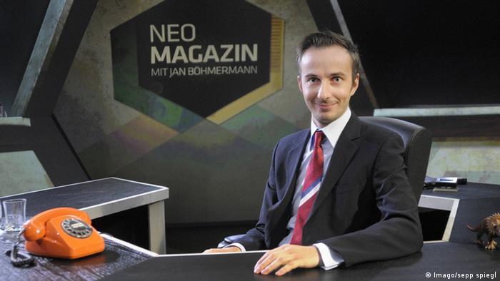 Jan Böhmermann, Neo Magazin