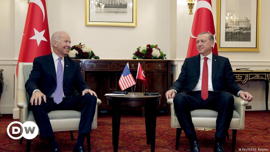 Biden ile Erdoğan arasında ilk telefon görüşmesi gerçekleşti