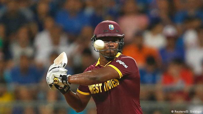 Indien Twenty20 cricket West Indies vs Indien Johnson Charles