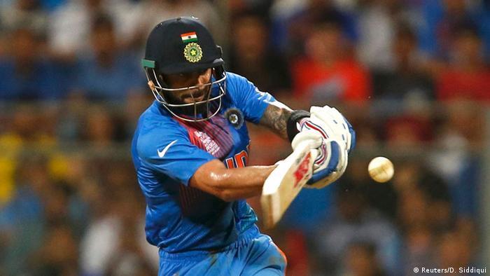 Indien Twenty20 cricket West Indies vs Indien Virat Kohli (Reuters/D. Siddiqui)