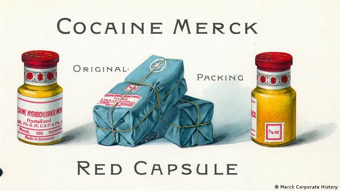 Merck Produkt Wirkstoff Cocaine