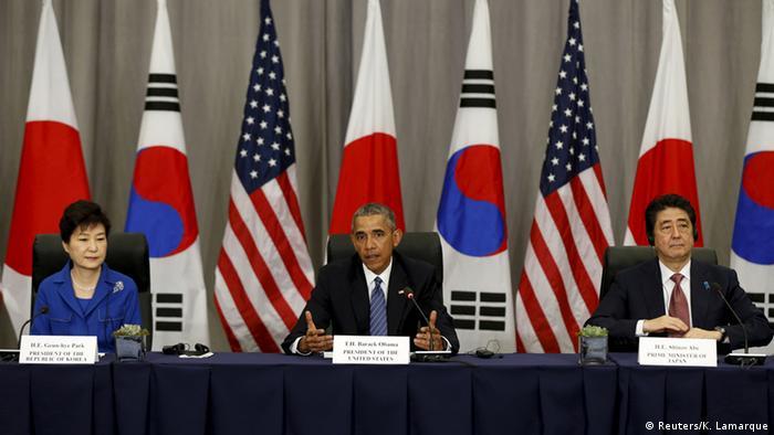 Nuklear-Gipfel in Washington