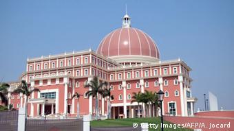 Angola Luanda Nationalversammlung