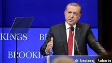 Washington Brookings Institut Erdogan Rede