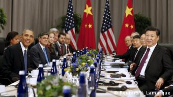 Washington Nukleargipfel Obama Treffen Xi Jinping