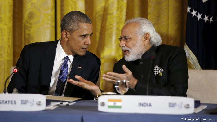 Washington Nukleargipfel Obama Treffen Narendra Modi