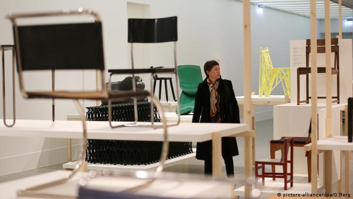 Выставка Bauhaus - Alles ist Design