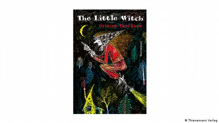Buchcover Otfried Preußler The Little Witch