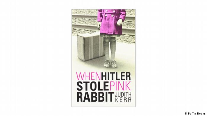 Buchcover Judith Kerr When Hitler stole the pink rabbit