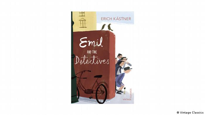 Buchcover Erich Kästner Emil and the Detectives
