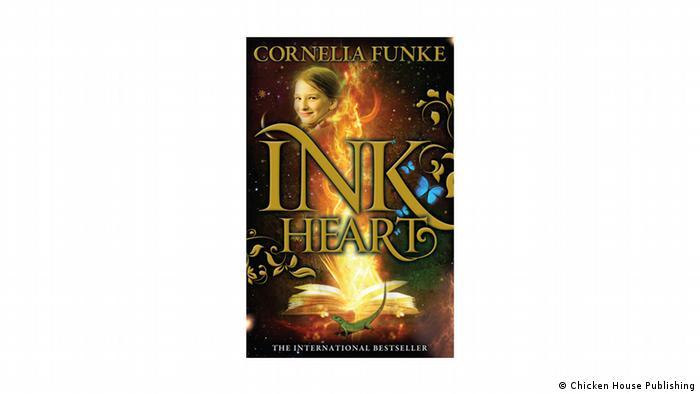 Buchcover Cornelia Funke Inkheart