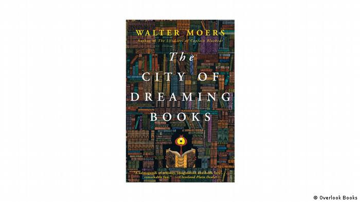 Buchcover Walter Moers The City of Dreaming Books