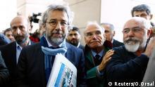 Can Dundar, editor-in-chief of Cumhuriyet