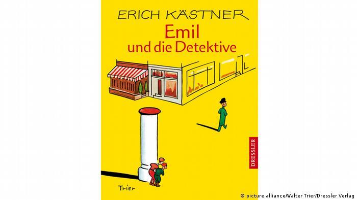 Buchcover Emil und die Detektive (Foto: picture alliance/Walter Trier/Dressler Verlag)