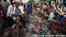 Symbolbild Südsudan Marktplatz