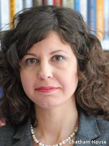 Beyza Unal, Expertin für Nuklearwaffenpolitik. (Foto: Chatham House)