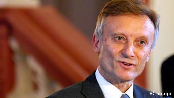 Dr. Marek Prawda Botschafter der Republik Polen