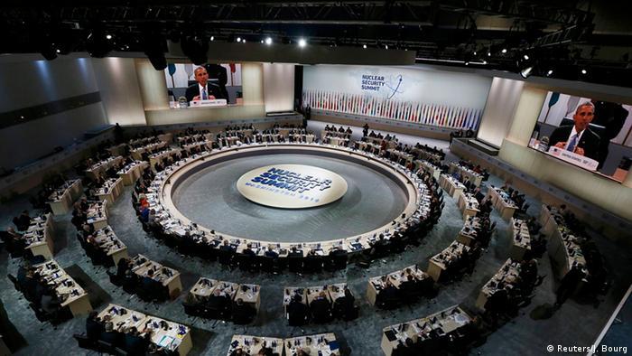 Washington Nuklear-Gipfel Plenarsitzung Barack Obama