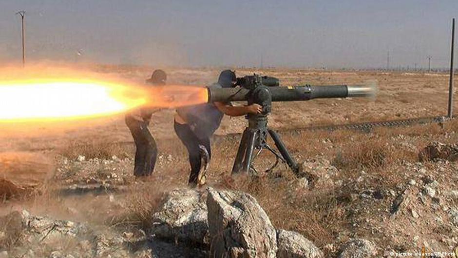 Síria -- Armas adquiridas de países do Leste Europeu pela Arábia Saudita e os EUA foram parar nas mãos dos grupos terroristas