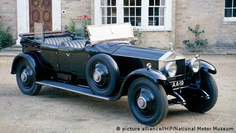 Rolls-Royce Phantom, Copyright: Picture-Alliance /HIP /National Motor Museum