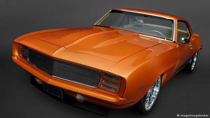 Camaro Fixer Upper: 10 Of The World′s Favorite Vintage Cars