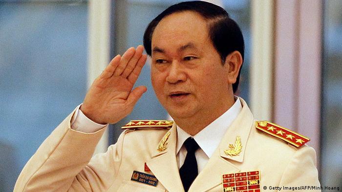 Vietnam′s Parliament Approves New President