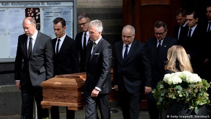Deutschland Trauerfeier für Guido Westerwelle in Köln