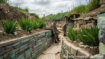 Armenien Aserbaidschan Gefechte Berg-Karabach