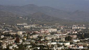 Степанакерт - столица Нагорного Карабаха