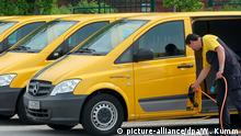 Deutsche Post Elektroautos